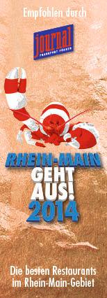 Rhein-Main Geht aus - Restaurant Auszeichnung 2014